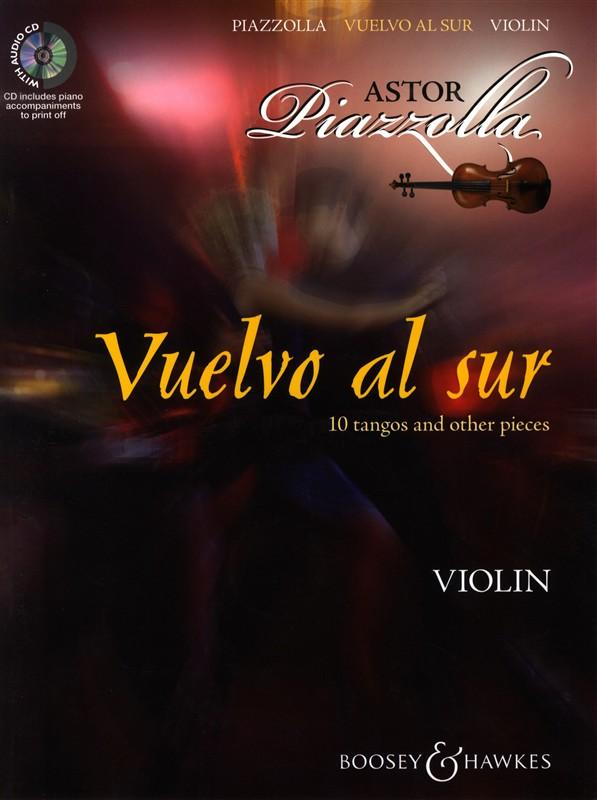 Astor Piazzolla: Vuelvo Al Sur: Violin: Instrumental Album