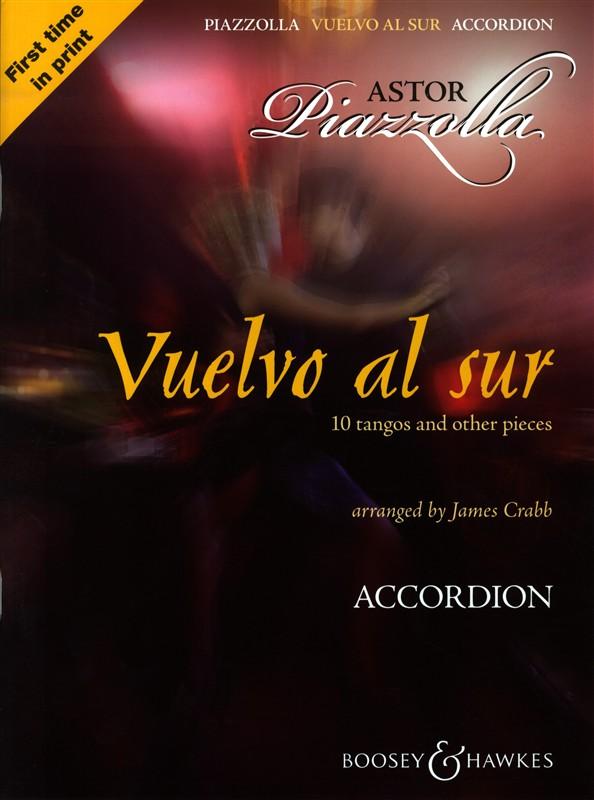 Astor Piazzolla: Vuelvo Al Sur: Accordion: Instrumental Work