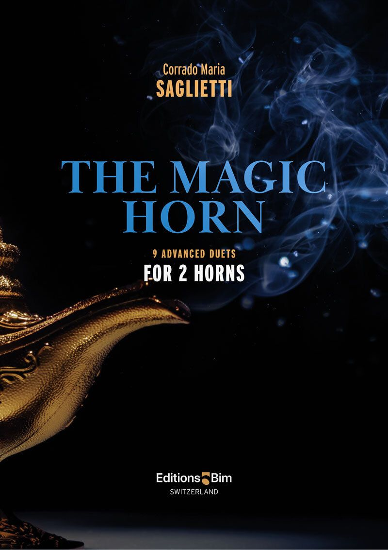 Corrado Maria Saglietti: The Magic Horn: Horn: Instrumental Album