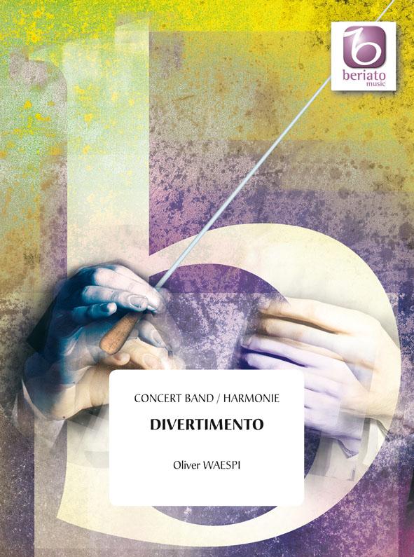 Oliver Waespi: Divertimento: Concert Band: Score & Parts