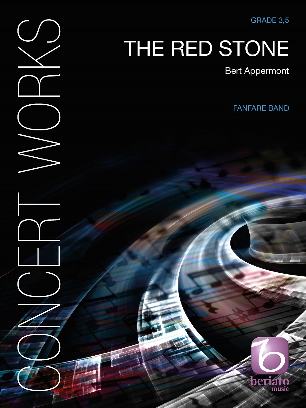 Bert Appermont: The Red Stone: Fanfare Band: Score and Parts