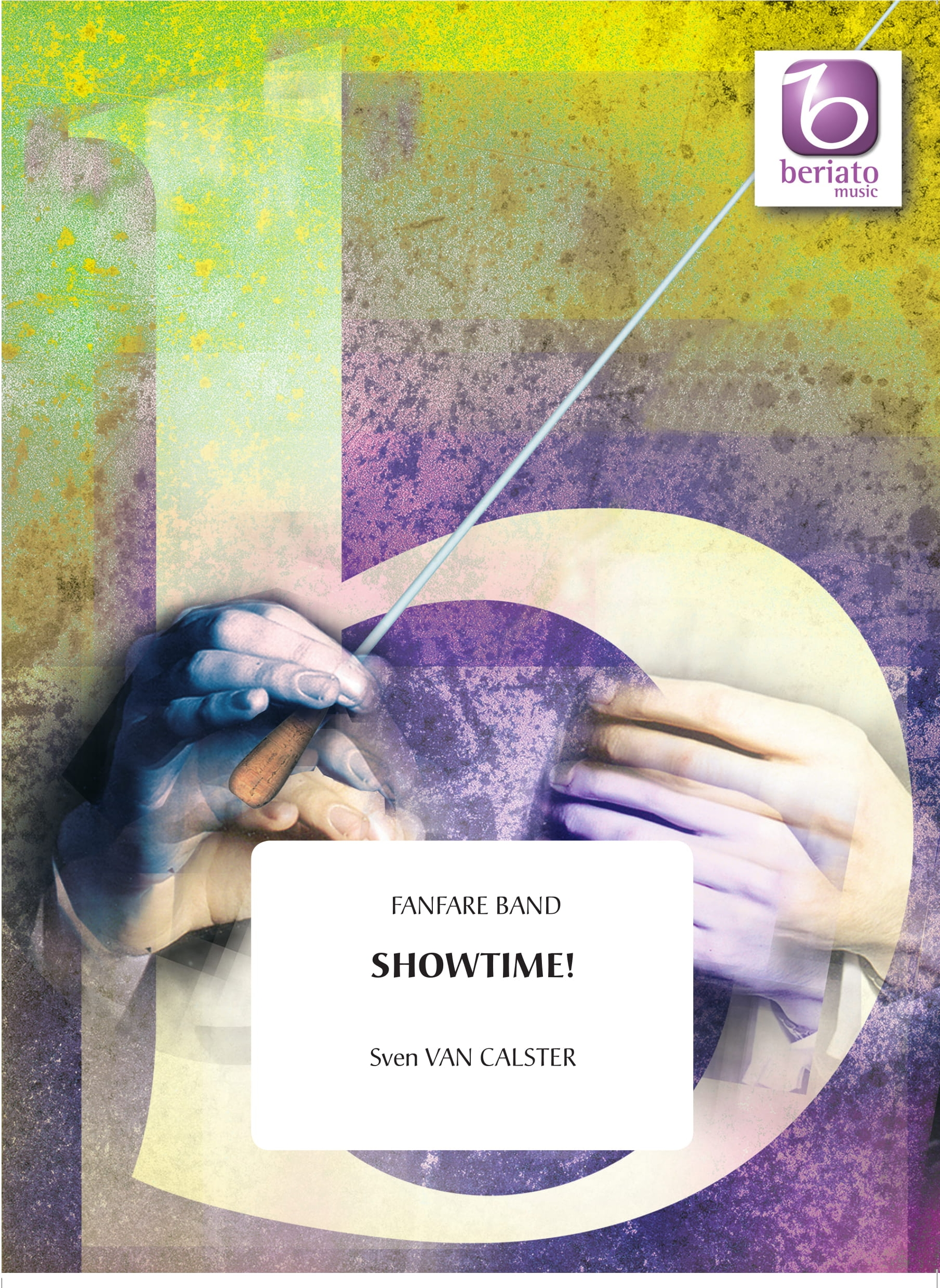Sven Van Calster: Showtime !: Fanfare Band: Score & Parts