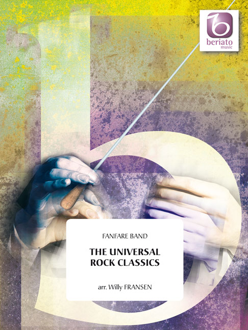 The Universal Rock Classics: Fanfare Band: Score & Parts