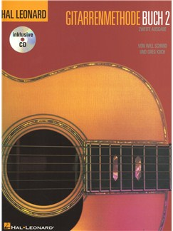 Hal Leonard Gitarrenmethode Buch 2 + CD: Guitar: Instrumental Tutor