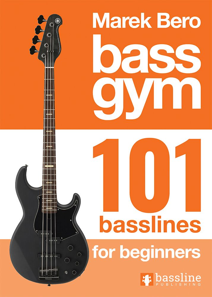 Bass Gym 101 Basslines for Beginners: Bass Guitar: Instrumental Album