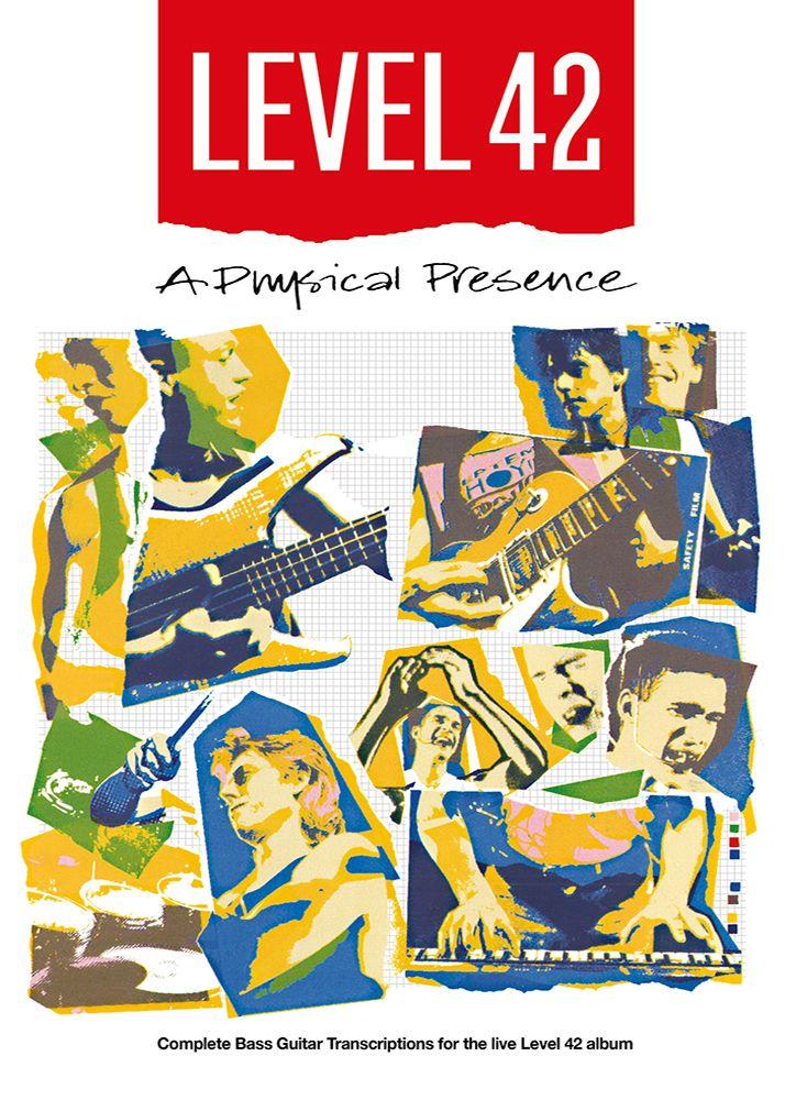 The Level 42 Bass Book - Vol. 3: Bass Guitar: Instrumental Album