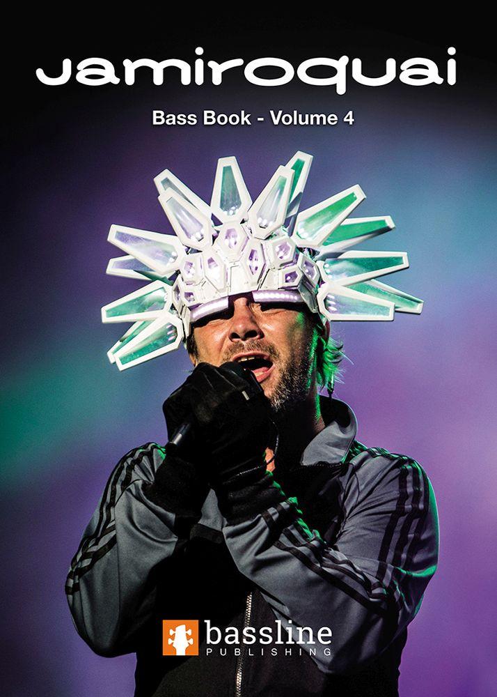 The Jamiroquai Bass Book - Vol. 4: Bass Guitar: Instrumental Album