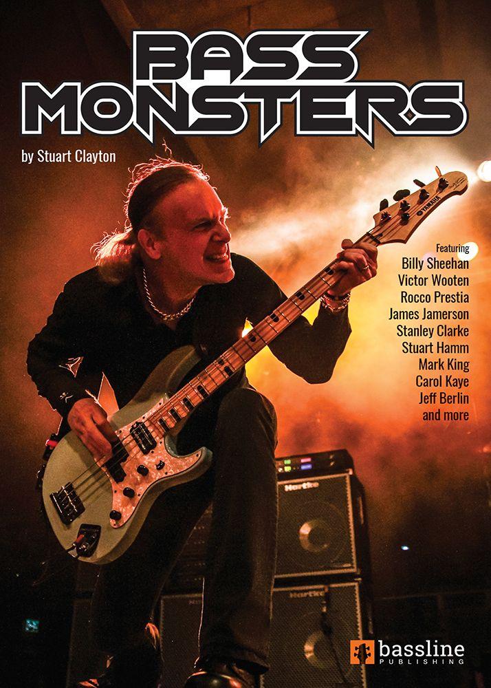 Bass Monsters: Bass Guitar: Instrumental Album