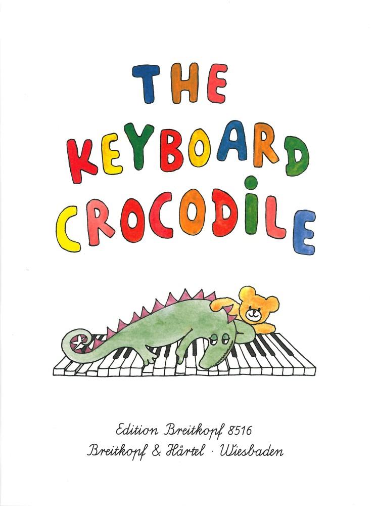 The Keyboard Crocodile: Piano: Instrumental Tutor