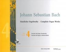 Johann Sebastian Bach: Complete Organ Works - Volume 3: Organ: Instrumental Work