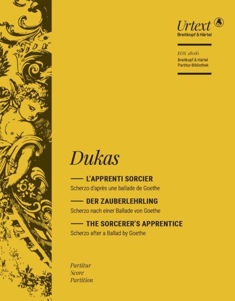 Paul Dukas: L'Apprenti Sorcier: Orchestra: Score