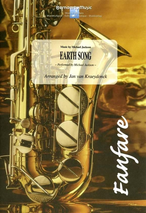 Michael Jackson: Earth Song: Fanfare: Score and Parts