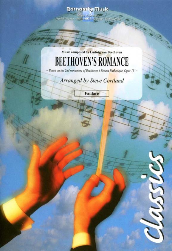Ludwig van Beethoven: Beethoven's Romance: Fanfare: Score and Parts