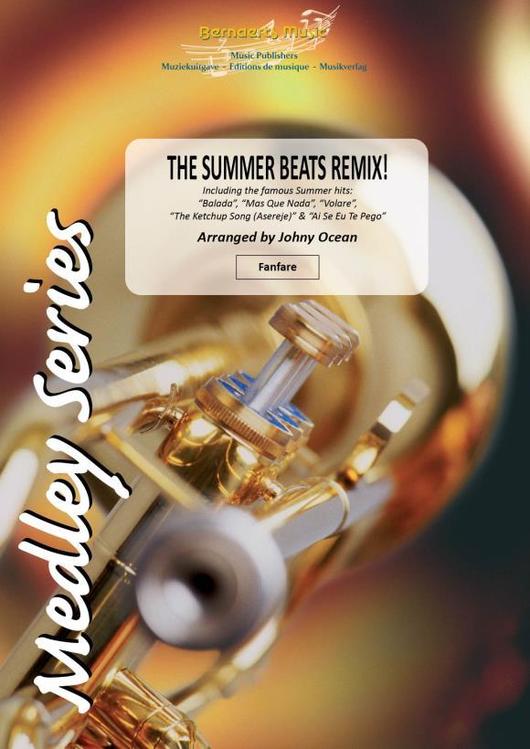 The Summer Beats Remix!: Fanfare: Score and Parts