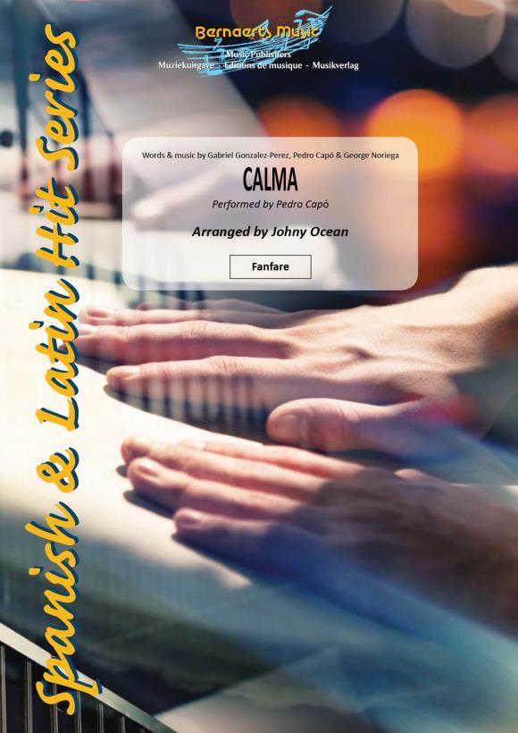Gabriel Gonzalez-Perez: Calma: Fanfare: Score and Parts