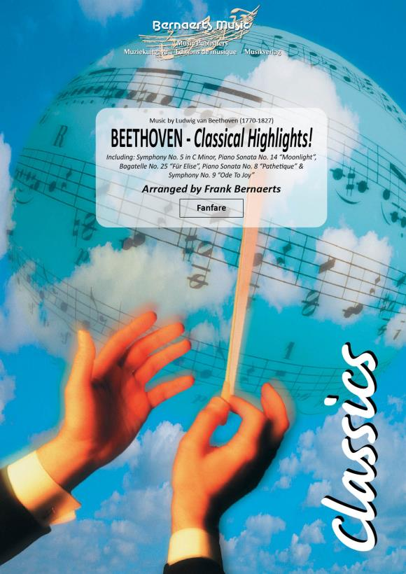 Ludwig van Beethoven: Beethoven- Classical Highlights: Fanfare: Score and Parts