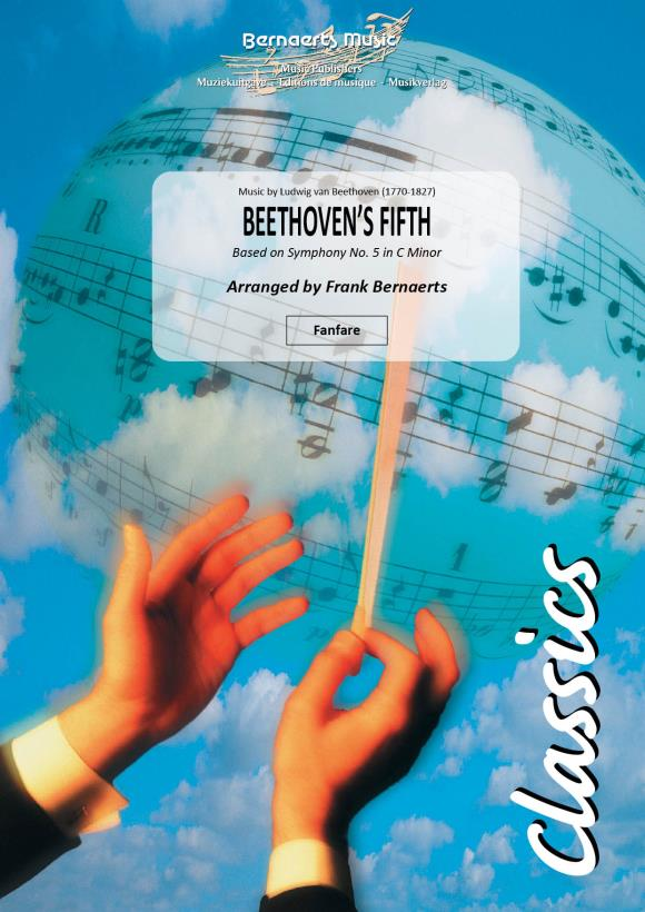 Ludwig van Beethoven: Beethoven's Fifth: Fanfare: Score and Parts