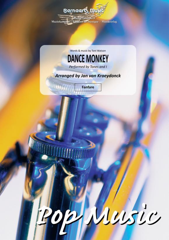 Toni Watson: Dance Monkey: Fanfare: Score and Parts