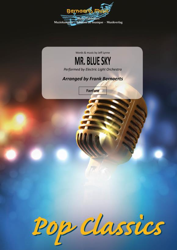 Jeff Lynne: Mr. Blue Sky: Fanfare: Score and Parts