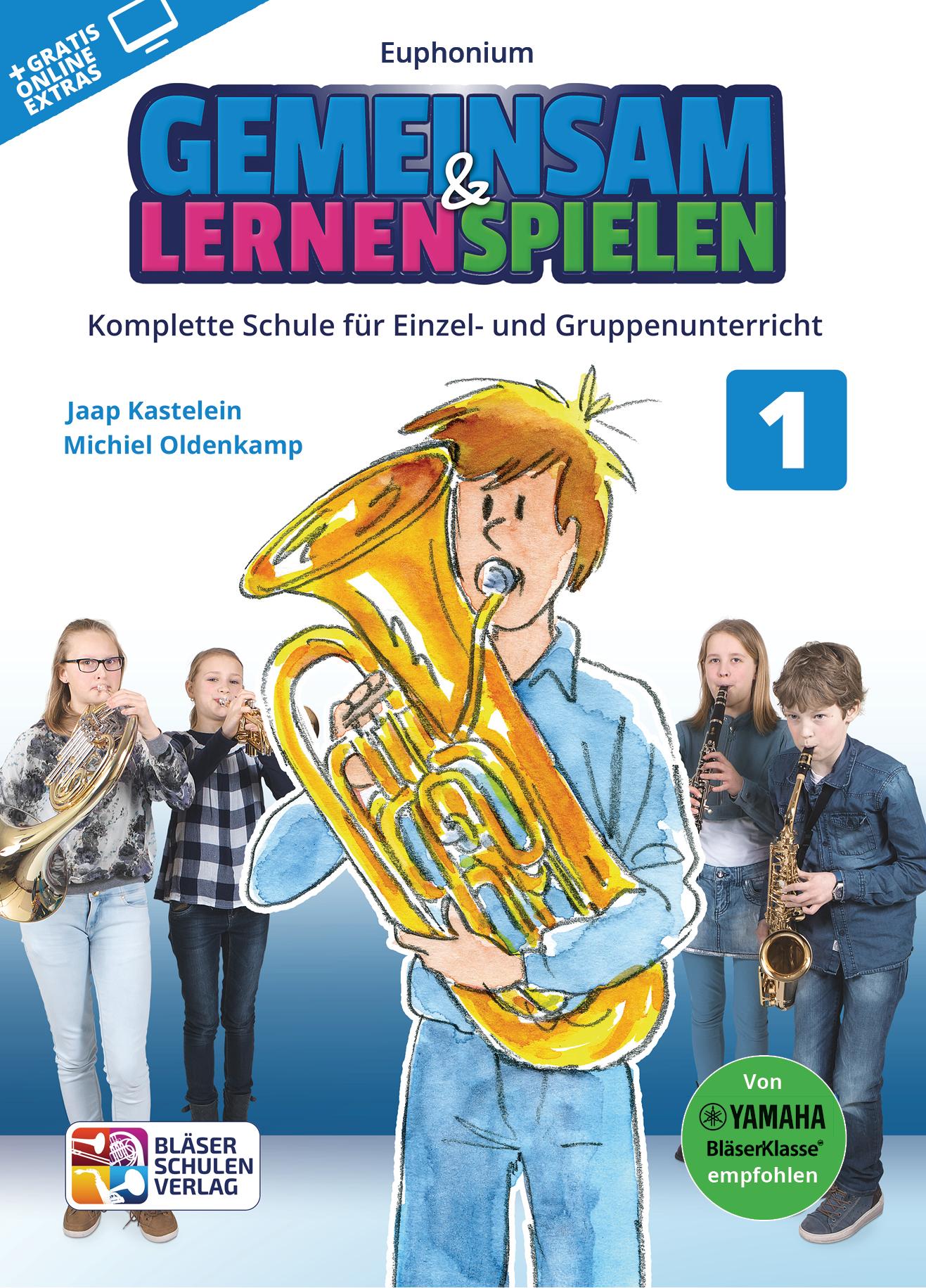 Gemeinsam Lernen & Spielen 1 Euphonium: Euphonium