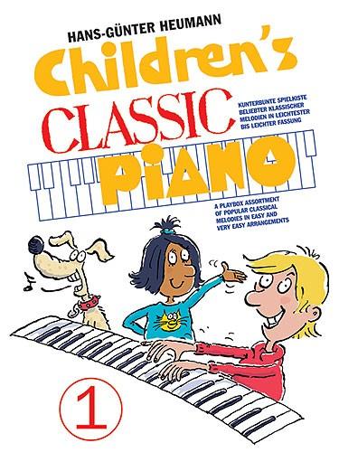 Hans-Günter Heumann: Children's Classic Piano 1: Piano: Instrumental Album