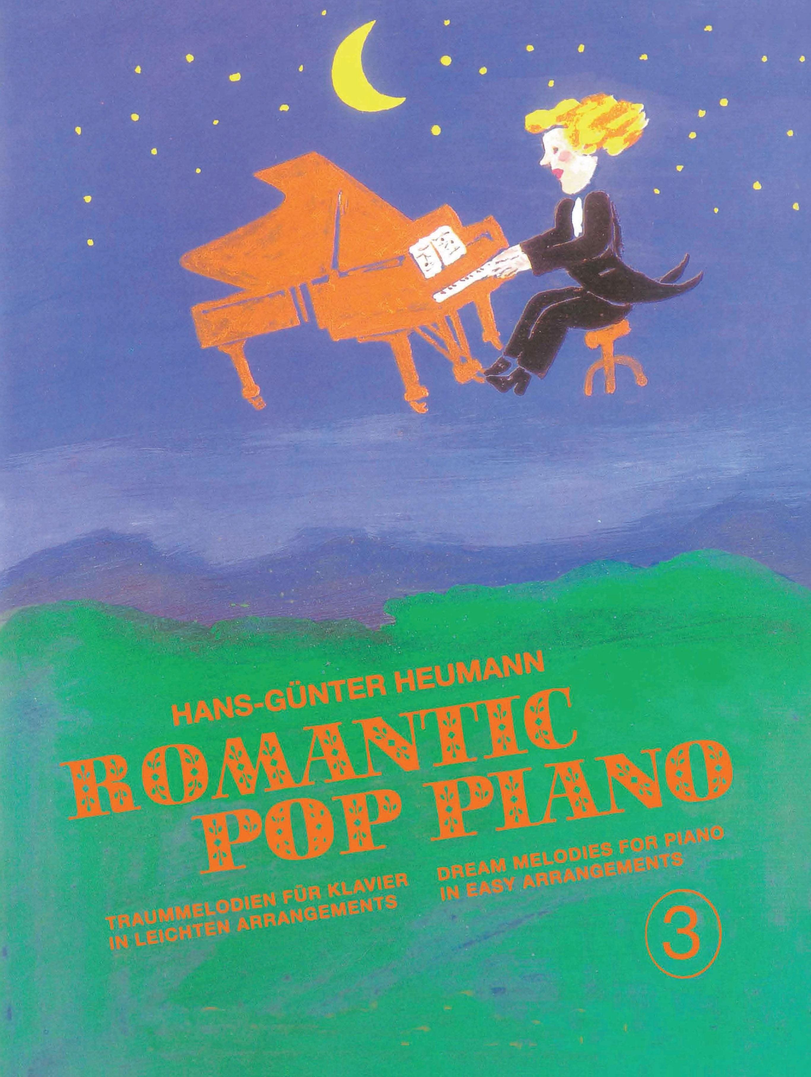 Hans-Günter Heumann: Romantic Pop Piano 3: Piano: Instrumental Album
