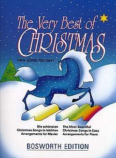 Hans-Günter Heumann: The Very Best Of Christmas: Piano: Instrumental Album