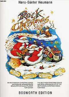 Hans-Günter Heumann: Rock Christmas: Piano: Mixed Songbook