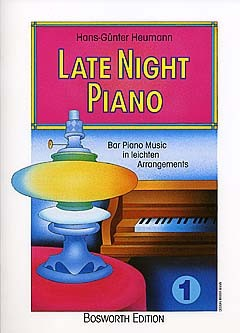 Hans-Günter Heumann: Late Night Piano: Piano: Instrumental Album