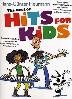 Hans-Günter Heumann: The Best Of Hits For Kids: Piano: Instrumental Album