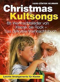 Hans-Gunter Heumann: Christmas Kultsongs: Piano  Vocal  Guitar: Mixed Songbook