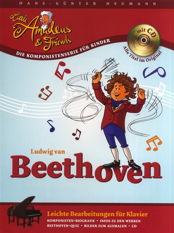 Ludwig van Beethoven: Little Amadeus & Friends - Ludwig van Beethoven: Electric