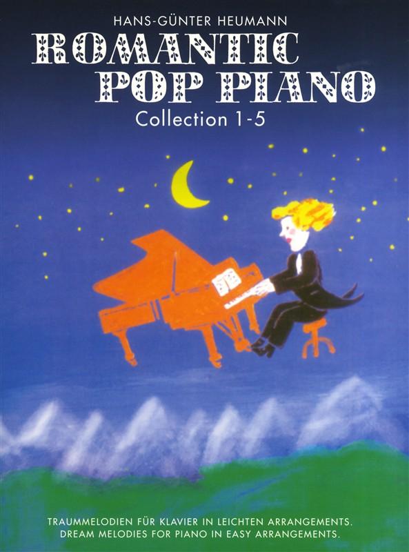 Hans-Günter Heumann: Romantic Pop Piano Collection 1-5: Piano: Instrumental