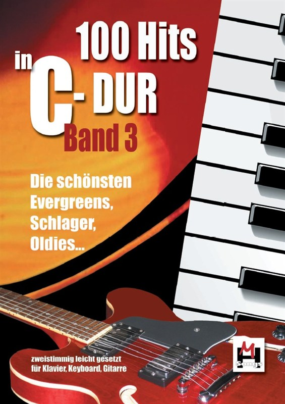 100 Hits In C-Dur: Band 3: Piano  Vocal  Guitar: Mixed Songbook