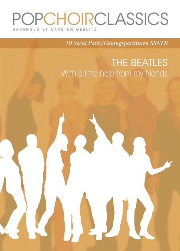 The Beatles: Pop Choir Classics: The Beatles: SATB: Vocal Score