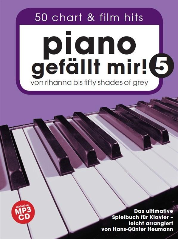Piano Gefallt Mir! - Book 5: Piano: Mixed Songbook