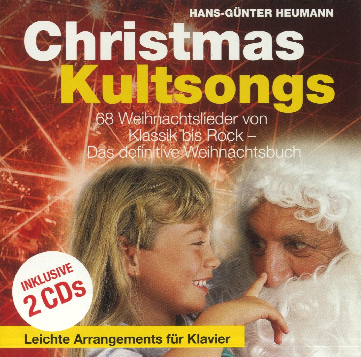 Christmas Kultsongs: Piano: Backing Tracks