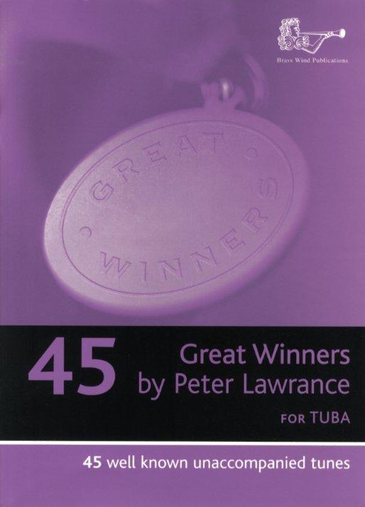Great Winners for Tuba Bass Clef: Tuba: Instrumental Album