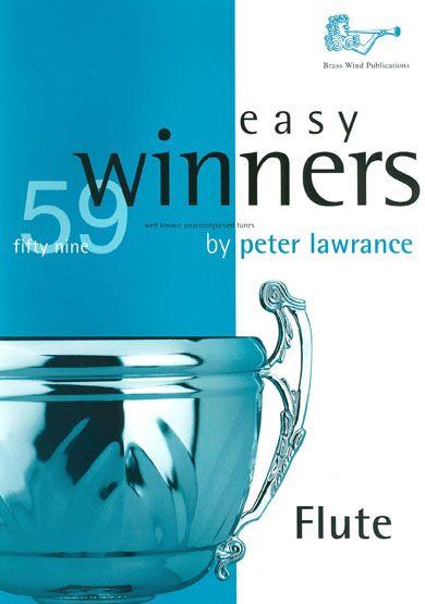 Peter Lawrance: Easy Winners for Flute: Flute: Instrumental Album