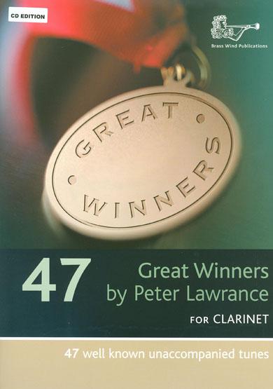 Great Winners for Clarinet: Clarinet: Instrumental Album