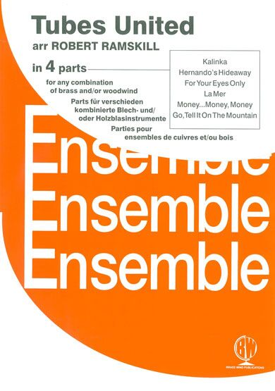 Robert Ramskill: Tubes United: Wind Ensemble: Score and Parts