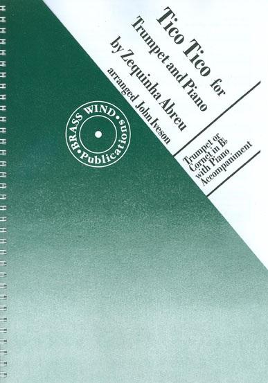 John Iveson: Tico Tico For Trumpet: Trumpet: Instrumental Work