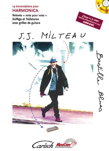 Jean-Jacques Milteau: Bastille Blues: Harmonica: Instrumental Tutor