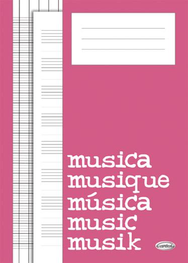 Quaderno di Musica (Block  Cahier de Musique): Manuscript