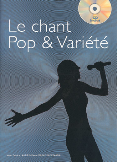 Fabrice Laigle: Chant Pop & Variete: Vocal: Instrumental Tutor