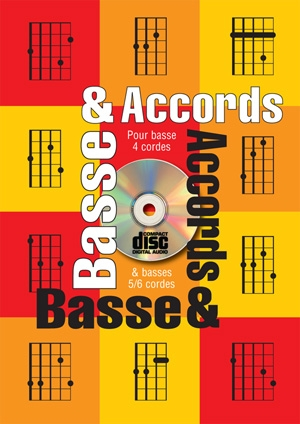 Bruno Tauzin: Basse et Accords: Guitar: Instrumental Tutor