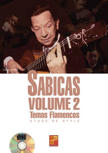 Claude Worms: Sabicas Volume 2 - Temas Flamencos: Guitar: Instrumental Album