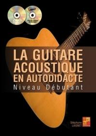 Stephane Laisnet: La guitare acoustique en autodidacte: Guitar: Instrumental