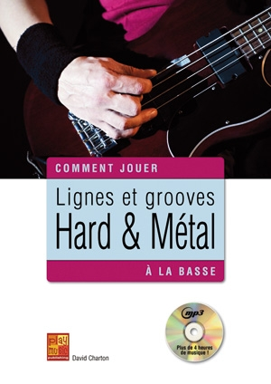 Comment Jouer Lignes Et Grooves Hard & Metal: Guitar: Instrumental Album
