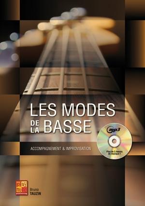 Les Modes de la Basse: Bass Guitar: Instrumental Album